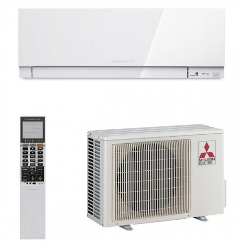 Сплит-система Mitsubishi Electric MSZ-EF25 VE3W/MUZ-EF25 VE Design белый INVERTER [Артикул 40455]