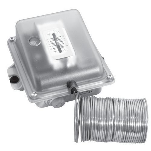 Датчик температуры воздуха после теплообменника расчет теплообменник для конденсации и охлаждения скачать
