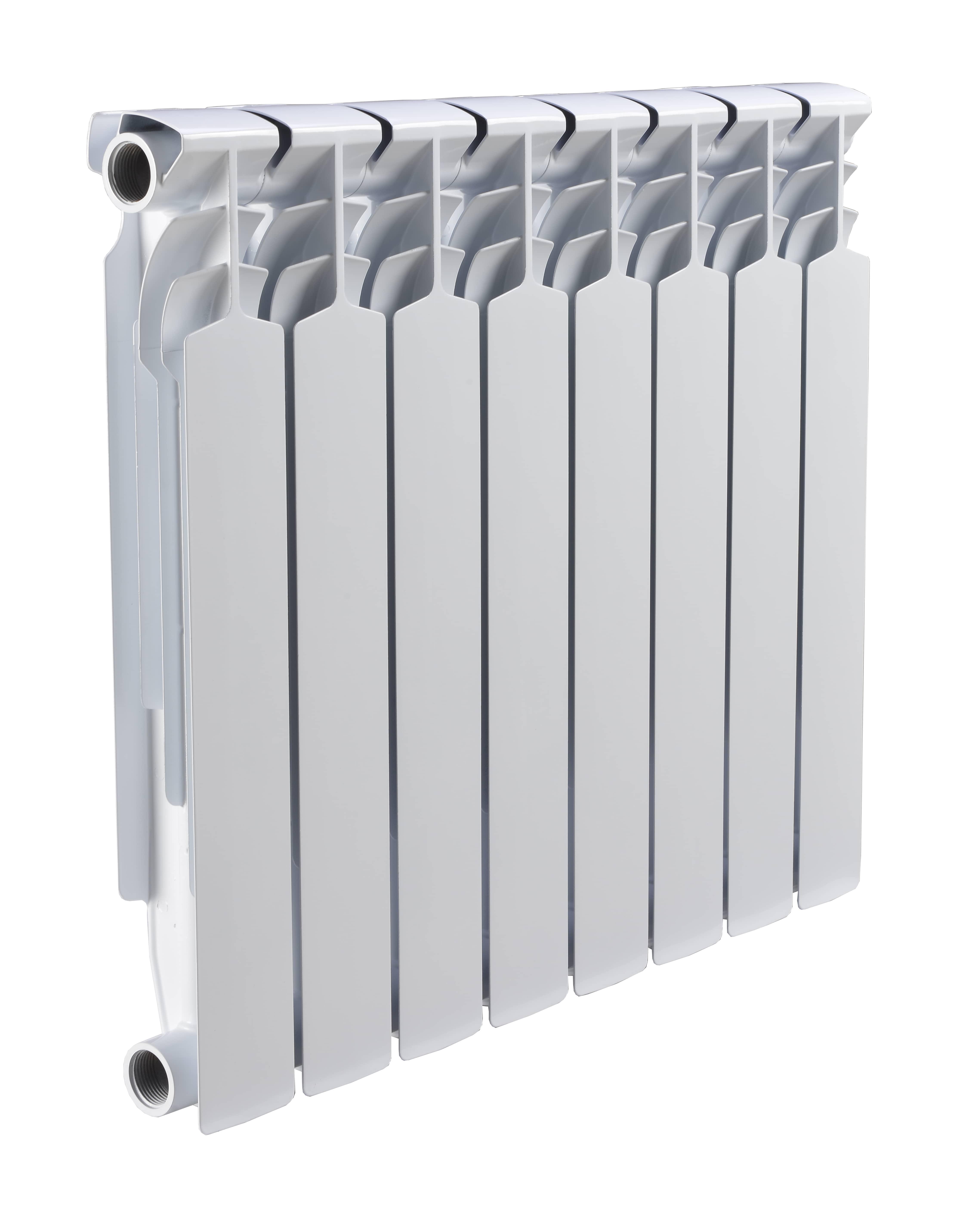 Радиатор алюминиевый Ecoflow 60 AL 500/14